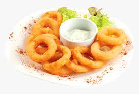 Crispy Calamari Rings